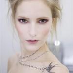 Lovely Swallow Tattoos Art Designs