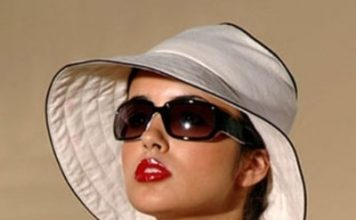 Simple women sun hats 2012