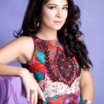 Ayesha Umer hot dress collection