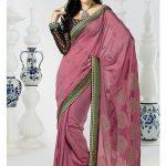 traditional indian wedding sari of new design