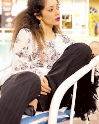 Actress Juggan Kazim Beautiful Snap