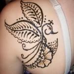 Bird tattoos body modification