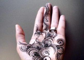Latest Eid Wedding hand Feet Mehndi Henna Designs 2012-13