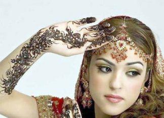 LATEST BEAUTIFUL MEHNDI DESIGNS FOR BRIDALS