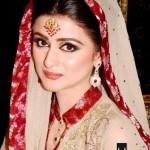 Latest Uzma's Bridal Salon Jewellery & Dresses Makeover Shoot 2013 Collection 04