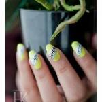 Hadiqa Kiani Bridal mahndi & nails collection 2013