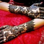 Latest Beautiful Valentine's Day Mehndi Collection 2013