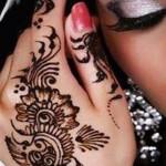 Valentine's Day Mehndi Design Collection