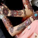 New bridal mehndi designs 2013 | wedding mehndi style