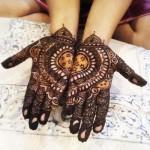 Hand Mehndi Designs 2013