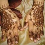 New Mehandi Designs For Bridal