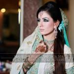 Maheen's Bridal Salon & Spa Bridal Makeover Shoot 2013