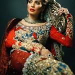 Creative Bridal Makeup by Rizwana Khan dd