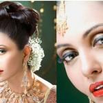 Beautiful Bridal Make Over 2013 by Zara's Salon
