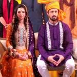 Atif Aslam and Sara Bharwana's Mehndi