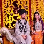 Atif Aslam and Sara Bharwana Mehndi's Coverage Photos (1)