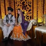 Atif Aslam Mehandi Pictures & Sara Bharwana Photos (2)