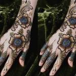Indian Hand Mehndi Designs 2013 For Brida