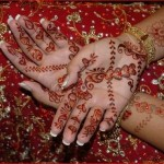 Latest Designs Bridal Mehndi 2013 for women
