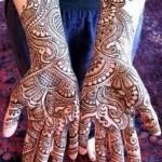 Latest & Beautful Bridal Mehndi Hena Designs 2013 - 2014 For Hands