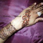 Madeeha's Latest Hand Mehndi Designs 2013 For Eid 00203