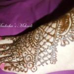 Madeeha's Latest Hand Mehndi Designs 2013 For Eid 00205