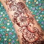 Madeeha's Latest Hand Mehndi Designs 2013 For Eid 00206