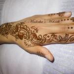 Madeeha's Latest Hand Mehndi Designs 2013 For Eid 00209