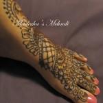 Madeeha's Latest Hand Mehndi Designs 2013 For Eid 00212