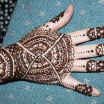 Madeeha's Latest Hand Mehndi Designs 2013 For Eid 00201