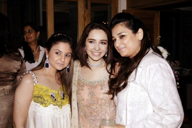 Actress Juggan Kazim Mehndi Barat Wedding walima Pictures 2013 With Feisal Naqvi 09