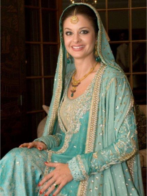 Beautiful Brides Of Pakistan