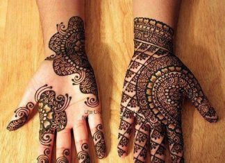 Pakistani, Indian & Arabic Mehndi Designs 2013