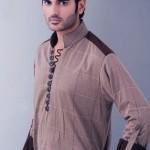 Aamir Liaquat Aik Pehchan Latest Eid Kurta Collection 2013 For Men 13