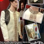 Aamir Liaquat Aik Pehchan Latest Eid Kurta Collection 2013 For Men 01