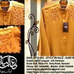 Aamir Liaquat Aik Pehchan Latest Eid Kurta Collection 2013 For Men 02