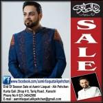 Aamir Liaquat Aik Pehchan Latest Eid Kurta Collection 2013 For Men 06
