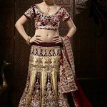 AVALON Stylish Diwali Jingle lengha's - lengha - sarees & sarees 2013 Collection A08