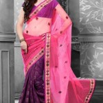 fashionable saree blouses