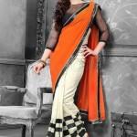 Fashionable Sarees Eid Catalog 2013-2014 by Natasha Couture 4503