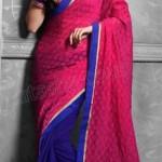 Fashionable Sarees Eid Catalog 2013-2014 by Natasha Couture 4504