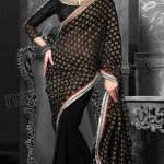 Fashionable Sarees Eid Catalog 2013-2014 by Natasha Couture 4505
