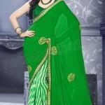 fashionable saree designs