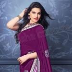 Fashionable Sarees Eid Catalog 2013-2014 by Natasha Couture 4507