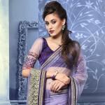 fashionable saree design