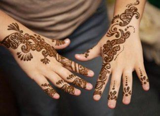 Latest Eid ul Adha Mehndi Designs 2013 2014 for Females (1)