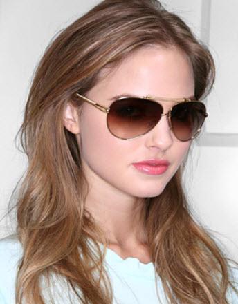 Ray Ban Stylish Sunglasses For Girls & Women (2)