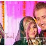 Abdullah Farhatullah / Sanam Baloch wedding pictures