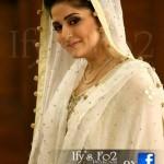Sanam Baloch Beautiful Photoshoot on her Barat (6)