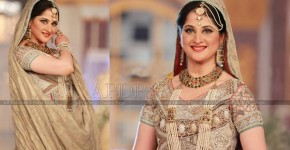 Pakistani Actress and Host Sahiba at Bridal couture week 2013 Lahore